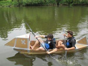 teambuilding sur eau