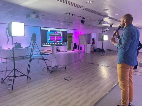 Team Building en ligne Visio show